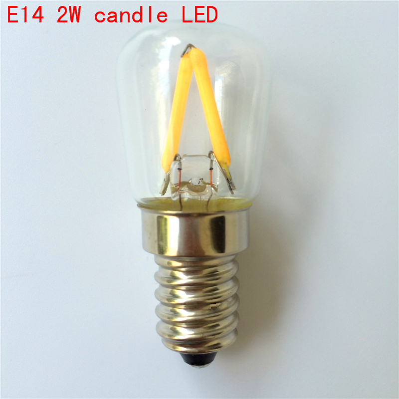 20 27day delivery mini e14 led filament bulbs 2w 4w ac220v 230v 240v 360 degree retro lighting. Black Bedroom Furniture Sets. Home Design Ideas