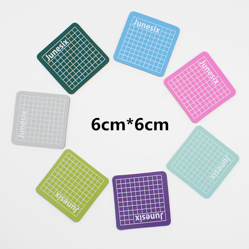 6cm PVC Cutting Mat Patchwork Cut Pad Carving Art Manual Tool Double-sided Self-healing Soft Cutter Board School Office Supplies