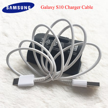Original Samsung Galaxy S9 S9+ S8 S8+ S10 S10E NOTE 8 9 A3 A5 A7 2017 Data USB Cable Type C fast charging For Xiaomi mi 8 A2(China)