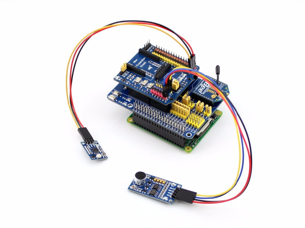 ARPI600 IO Expansion Board for all Raspberry Pi 3 B/2 B for Motor Control /GSM/GPRS Shield and XBee with Various Interface Ease 5v 2 channel ir relay shield expansion board for arduino