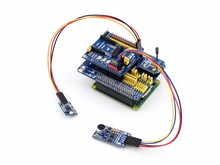 On sale ARPI600 IO Expansion Board for all Raspberry Pi 3 B/2 B for Motor Control /GSM/GPRS Shield and XBee with Various Interface Ease