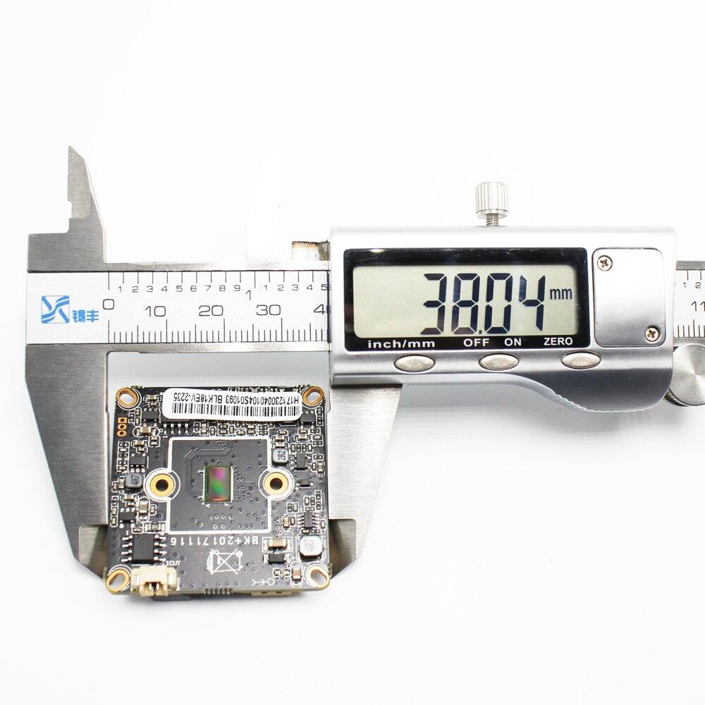 AHWVSE 2.0Megapixel IP Camera Main board module CCTV chipboard Network Camera IP Board for Security Surveillance XMEYE APP