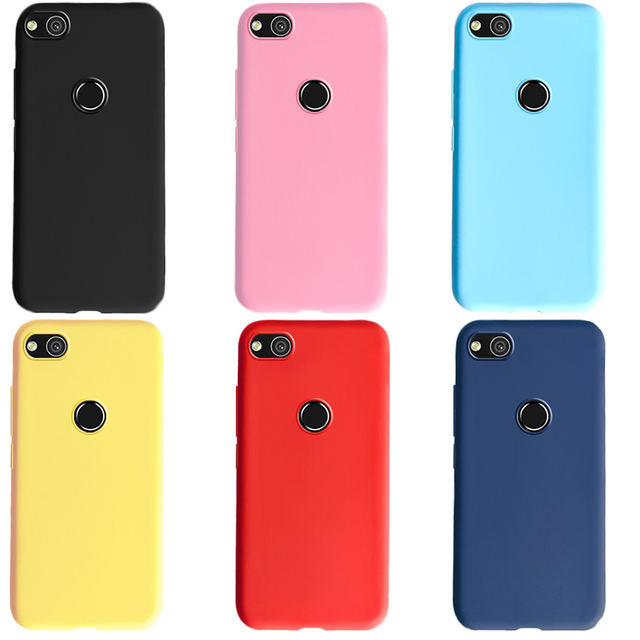 Ốp điện thoại Cho Huawei P8 P9 Lite 2017 Honor 8 Lite Ốp Lưng Mềm Mại Ốp Lưng Silicone Dùng Cho Huawei P 8 lite Honor 8 9 Lite 10 10i Ốp Lưng
