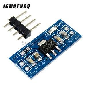 10 шт., модуль понижающего электропитания, от 4,5 в-7 в до 3,3 В, для понижающего напряжения, платы регулятора напряжения, конвертер