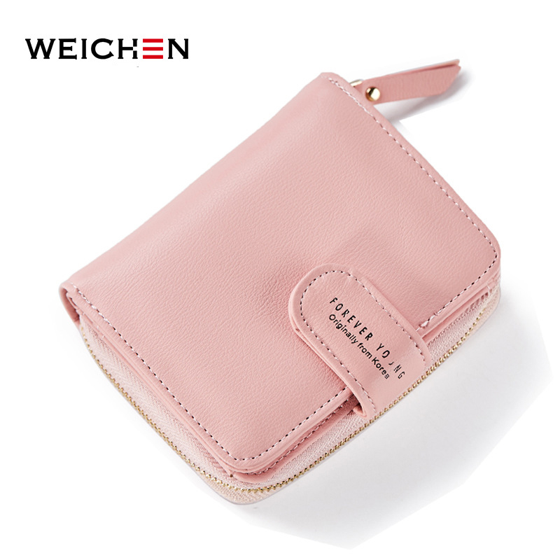 Korean Brand Design Women Faux Suede Leather Wallets Coin Bag Small Wallet Purse Mini Zipper Hasp Short Lady Purse Crad Holder korean style famous brand designer women short wallet faux suede leather coin bag card holder lady day clutches purses&wallets