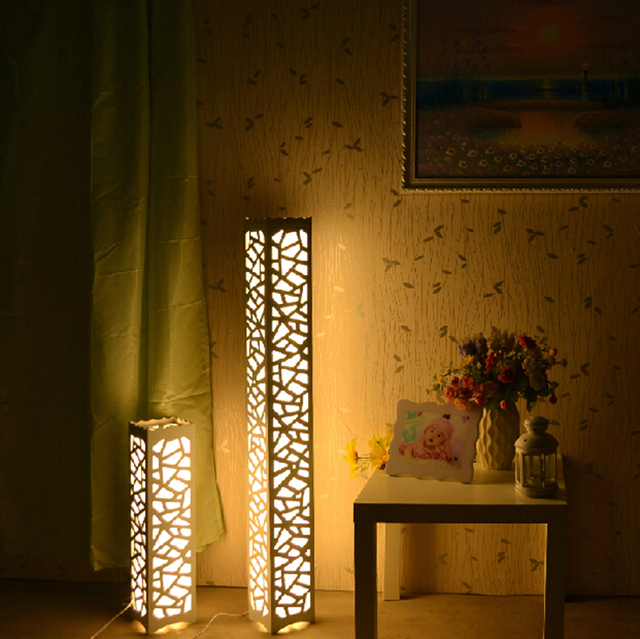 Led Floor Lamp High120cm Or 60cm Free Shipping New Product Creative