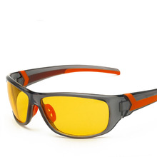 Hindfield Sunglasses Goggles Mens Sunglass Outdoor Sports Sun Glasses Windproof Night Vision