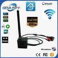 Wireless Camera Wifi IP 1080P Mini Wifi IP Camera 2 0MegaPixels 3 7mm Pinhole Lens H