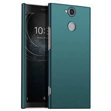 Do Sony Xperia XA2 XA3 Ultra Case, ultra cienki minimalistyczny Slim ochronna tylna osłona telefonu etui na Sony Xperia XA2