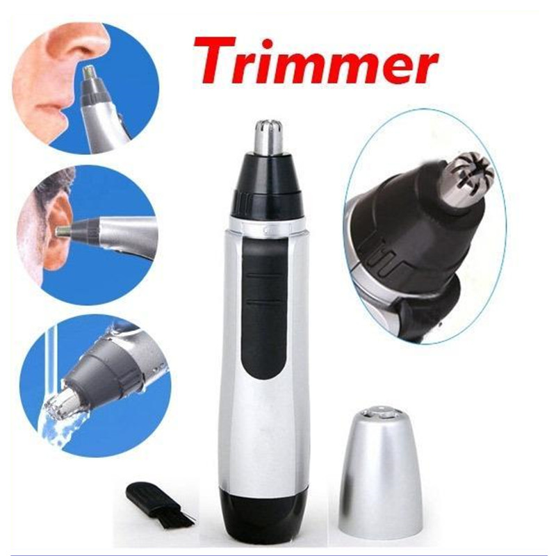 Drop Shipping Electric Ear Nose Hair Trimmer Ear Face Neat Clean Trimer Razor Shaving Pers
