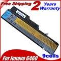 9 клетки аккумулятор для ноутбука Lenovo E47G E47L IdeaPad G465 G470 G475 G565 G570 G780 G770 V360 V370 V470 V570 Z370