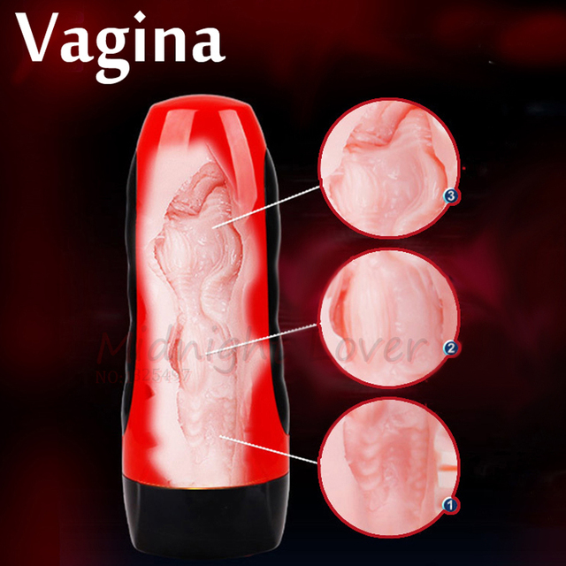 Automatic Electric masturbation cup realistic vagina pussy male masturbator adult sex toys for men, Sex products for man