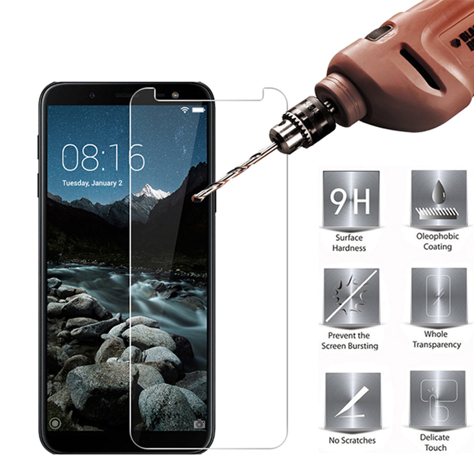screen protector tempered glass for samsung galaxy A3 A5 A7 2016 2017 (1)