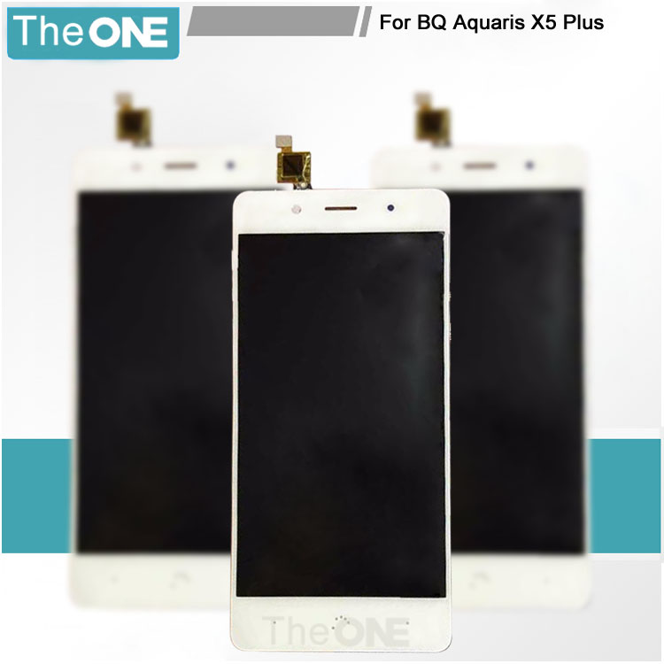 5 pcs/lot Hot Selling For BQ X5 Plus LCD Display+Touch Screen Digitizer Free Shipping+Tracking No