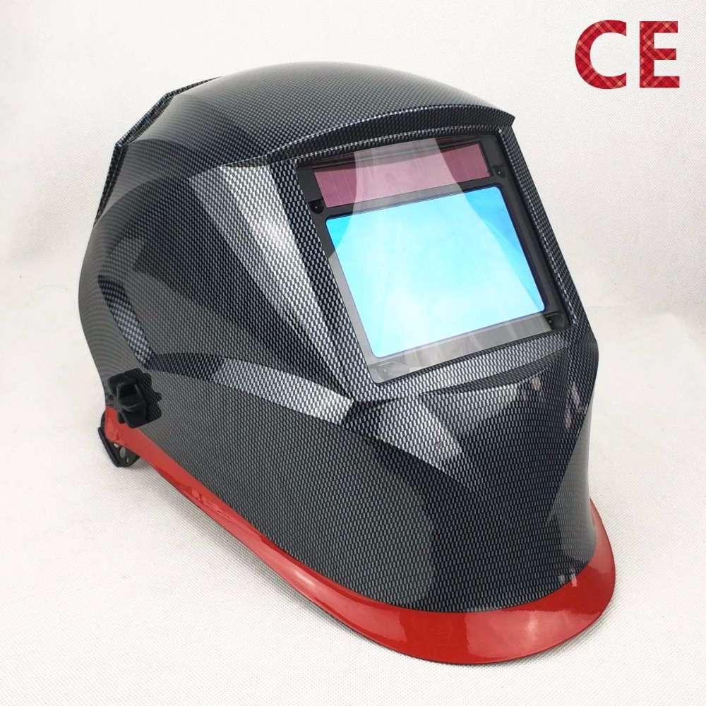 Welding Helmet Best Optical Quality 1 1 1 1 Big View Size 3 94x2 56 100x65mm