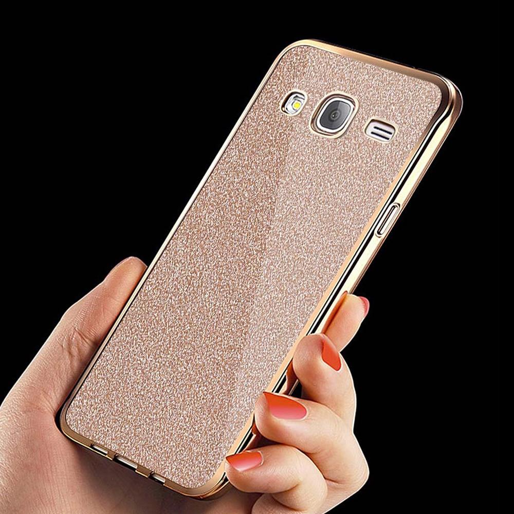 samsung j3 2016glitter phone case