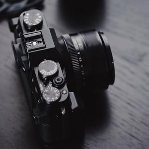Image 4 - أسود Pro سريع إطلاق L لوحة/L نوع قوس ترايبود يصلح ل فوجي فيلم فوجي XT20 X T30 يد ماسِك للجوّال