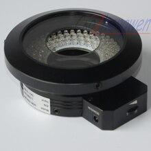 Fyscopeに販売顕微鏡リングライト照明 120 顕微鏡偏光ledリングライト顕微鏡リングランプ偏光ライト