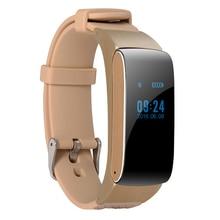 DF22 Bluetooth Умный браслет часы Звука HiFi Гарнитура Цифровой Запястье Калорий Шагомер Спортивный Фитнес-Монитор Сна