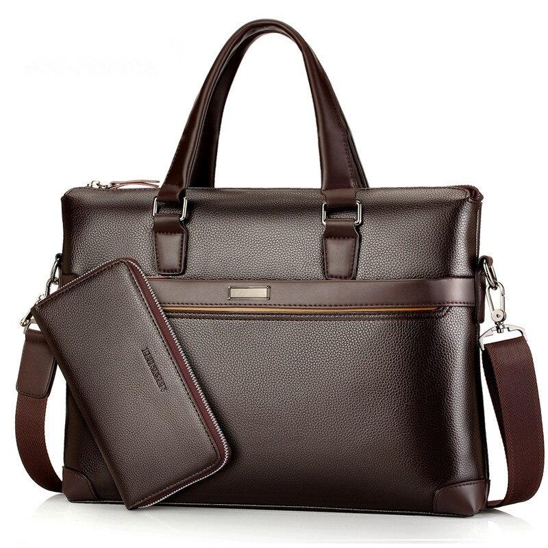 bolsa bolsa do homensageiro sacolas Composição : Genuine Leather