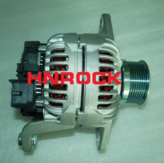 NEW 24V 120A ALTERNATOR 0124655021 FOR VOLVO HEAVY DUTY TRUCK