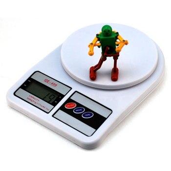 Báscula Digital de cocina de 5000g/1g, báscula de cocina, báscula de peso, pantalla electrónica LCD, balanza de dieta precisa para el hogar