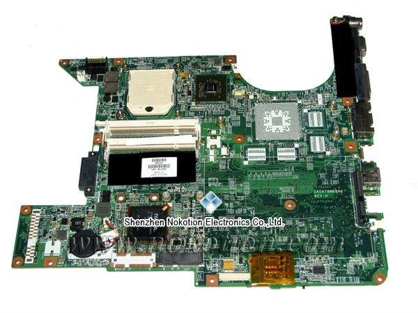 "laptop motherboard For Hp Compaq Presario DV6000 main board Genuine 15.4"" Socket s1 443778-001 100% tested"