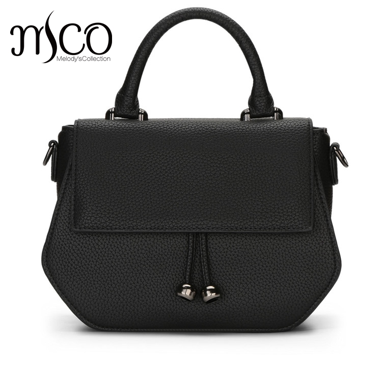 цена  Melodycollection Fresh Pretty Shoulder Bags Cute Candy Color Ladys baguette Handbags Small Summer Women Doctor Bag For Girls  онлайн в 2017 году