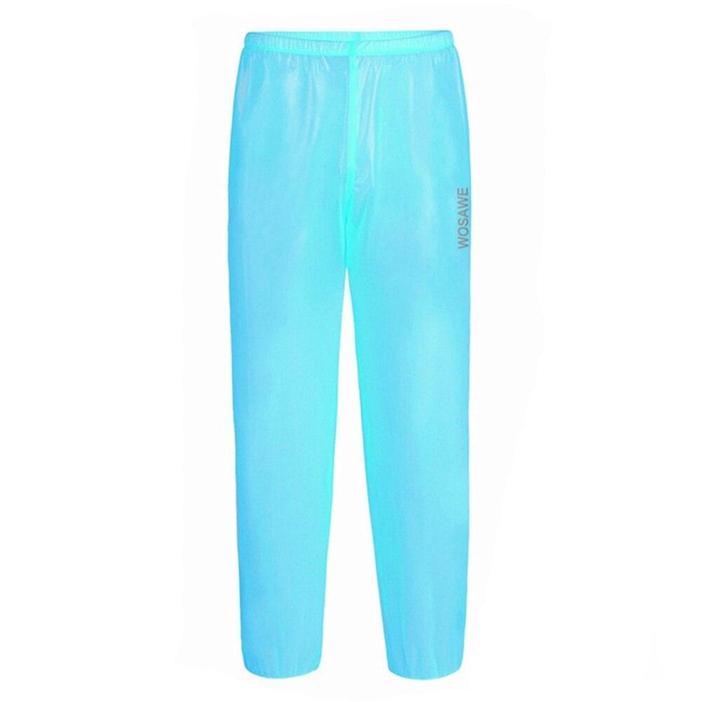 Men Women Cycling Pants Waterproof Windproof Outdoor Sports Mtb Road Bicycle Bike Downhill Rain Trousers