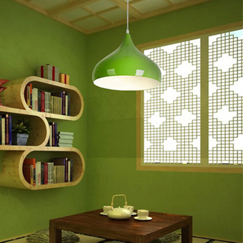 Pendant Lights Kitchen Island lamps Modern Ceiling Lamp Green ...