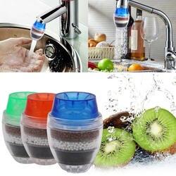 Главная Бытовая Кухня Мини кран фильтр для воды очиститель картридж
