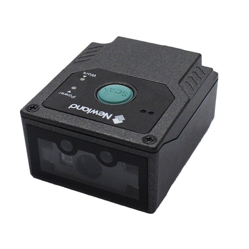 Newland 1D / 2D OEM fixed mount barcode scanner for kiosks vending machine embedded scanner(China)