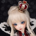 A quarter of the Bjd doll Bjd resin figure Chloe celine mika sd Bjd children sd doll