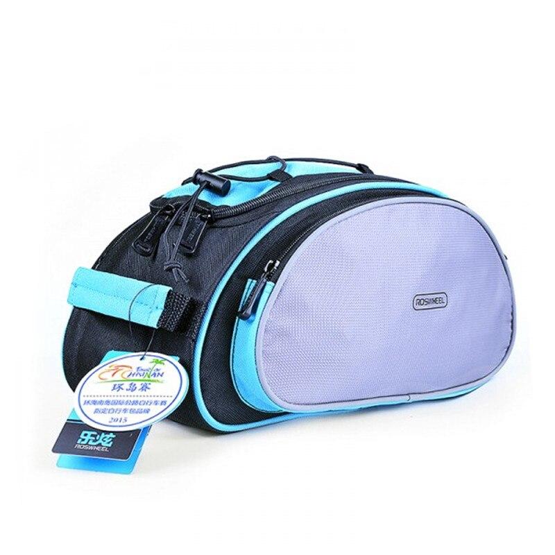 Q1056 набор многофункциональных полок 14541 велосипедная упаковка хвостовые сумки Велосипедное снаряжение черные синие велосипедные сумки