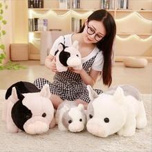 New Style Lovely Small Pig Short Plush Toys Stuffed Animal Soft Doll Toy Children Kids Birthday Gift