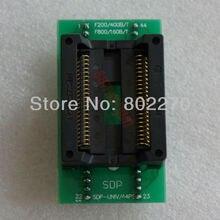 Высокое Качество ZIF Гнездо PSOP44/SOP44 в DIP44/SOP44/SOIC44 IC тест гнездо программист адаптер/конвертер для 48-КОНТАКТНЫЙ Программистов