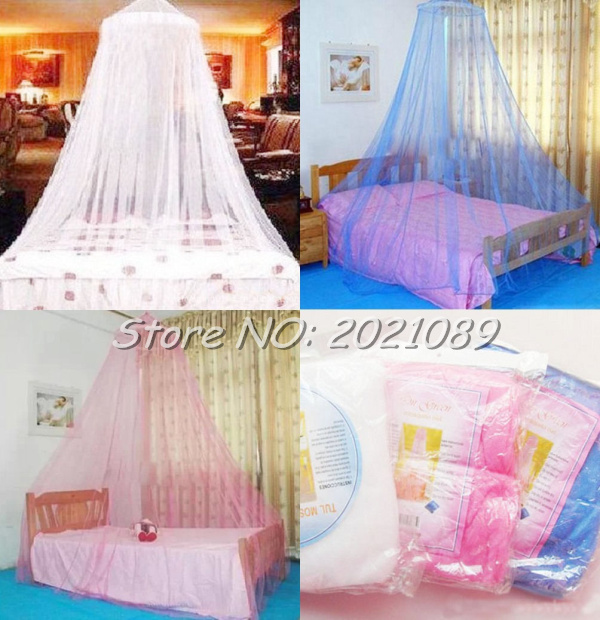 250*900*60cm new 2016 1pc hotsale summer Mosquito Net Round Dome Elegent Lace Bed Nettin ...