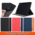 New Fashion Cover For Apple ipad Pro 9.7 inch Magnetic Auto Wake Up Sleep Flip Case For ipad 9.7 Cover with Smart Stand Holder