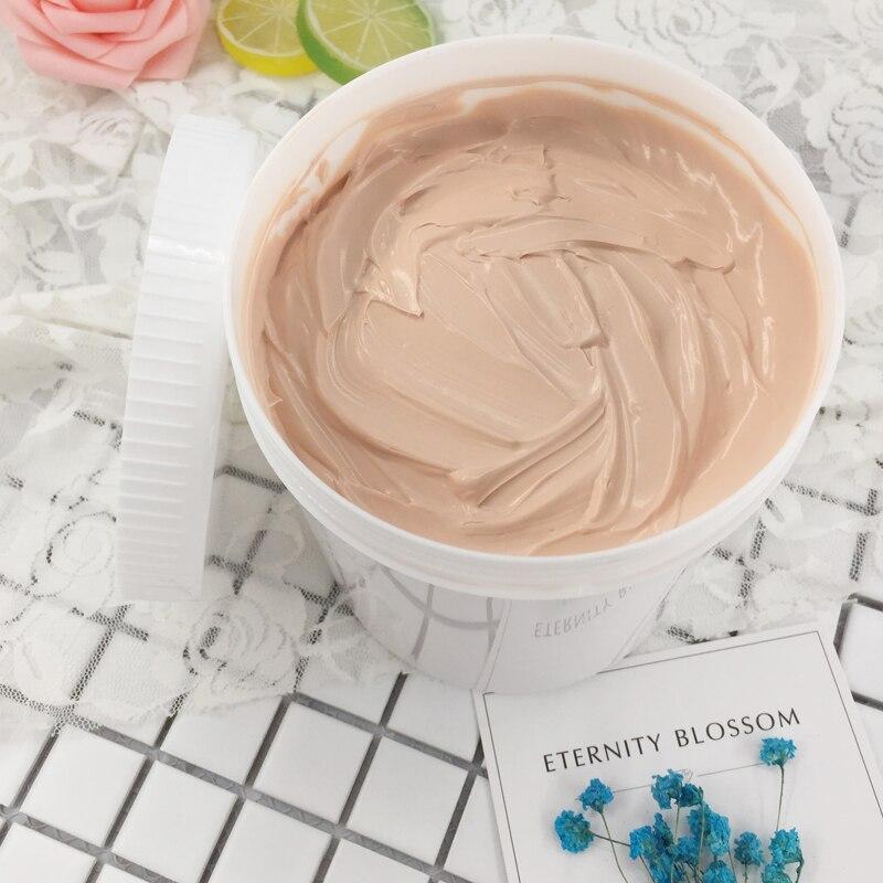 DD crème correcteur hydratant peau couleur maquillage une étape cosmétiques égayer peau nue maquillage naturel salon de beauté 1000g OEM