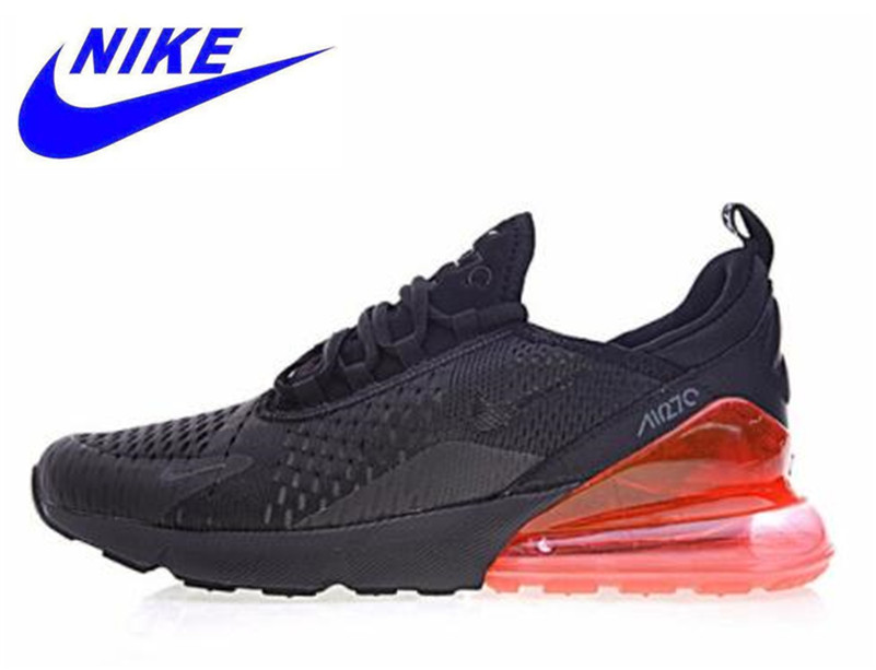 the best attitude c9b16 4d366 New Arrival Authentic Nike Air Max 270 Mens Running Shoes Sneakers Sport  Outdoor Comfortable Breathable Good