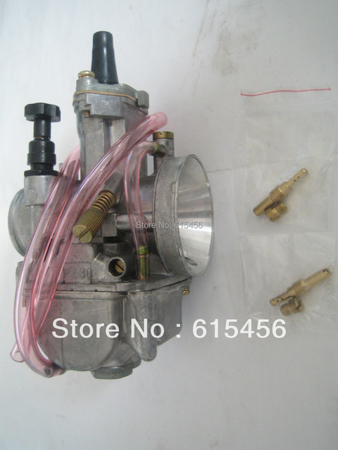 Racing Performance 30MM KOSO Power Jet Carburetor Suit Scooter,ATV,Motorcycle And Dirt Bike,Free Shipping