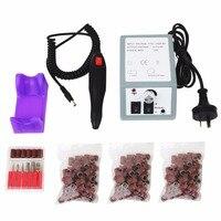 Shellhard Electric Nail File Drill Manicure Pedicure Tool Machine Set Kit With AU Plug Nail Tool Equipment