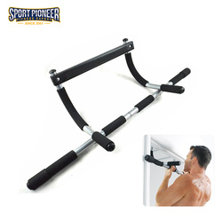 Indoor fitness door frame Multi-functional Pull up bar wall Chin up bar Horizontal bar