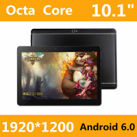 New Design 10 Inch Original 3G Phone Tablet Octa Core Pc Tablet Android 6 0 Tablet