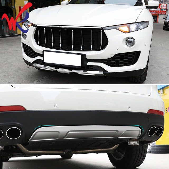 Loyalty Front Rear Bumper Protector Guard Skid Plate Cover