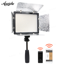 Yongnuo YN-300 III YN300 3200-5500K LED Video light Fill light Photography lights for Digital camera nikon canon DV Studio video