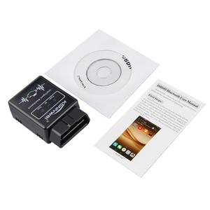 Image 5 - KONNWEI herramienta de diagnóstico KW912 ELM327 Elm 327, escáner OBD2 para teléfono Android, lector de código de motor de Error claro OBD II