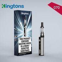 2pcs Lot Kingtons Justfog Q16 Starter Electronic Cigarette Kit 900mah Li Ion Battery Anti Leakage Starshield