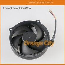 4穴バージョンオリジナル新インナー冷却ファン · ヒートシンククーラーxbox 360スリムxbox 360 s冷却ファンの交換