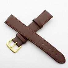 2 Set 8-22MM Width PU Leather Watch Strap Band Watchband Accessories GDD99